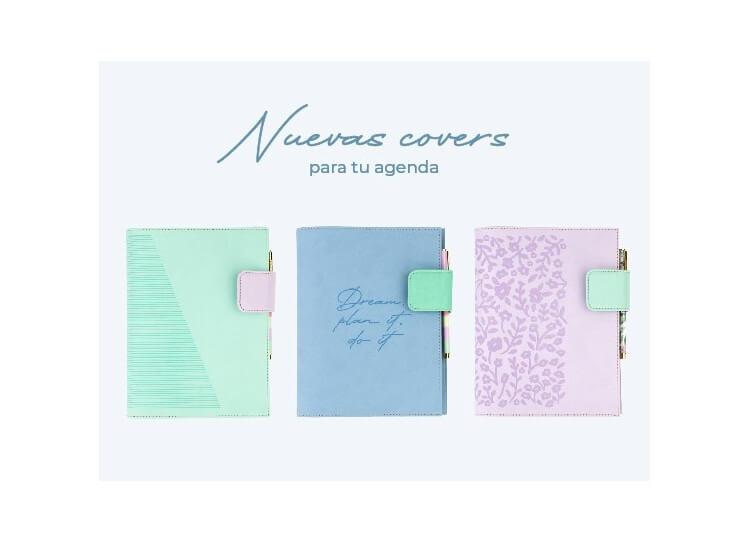 Covers para agendas 2021